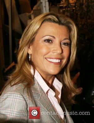 Vanna White leaving ABC Studios after appearing on 'Live with Regis and Kelly' New York City, USA - 22.10.07