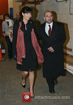 Catherine Bell outside ABC Studios for 'Live with Regis and Kelly' New York City, USA - 16.01.08