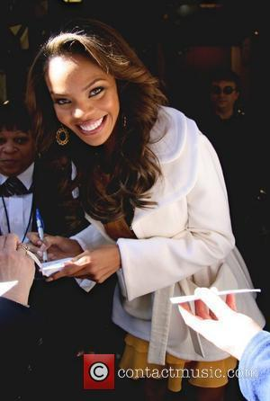Miss USA 2008 Crystle Stewart leaving ABC Studios after appearing on 'Live with Regis and Kelly' New York City, USA...