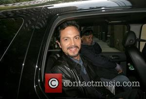 Benjamin Bratt leaving ABC Studios after an appearance on 'Live with Regis and Kelly'	 New York City, USA - 14.11.07