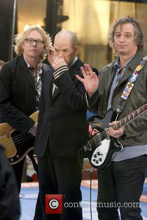 R.e.m To Play Five-night Stint In Dublin