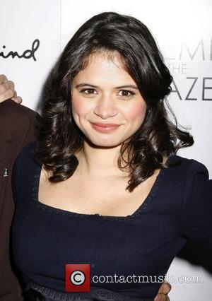 Melonie Diaz Los Angeles Premiere of 'Remember the Daze' held at Egyptian Theatre - Arrivals Hollywood, California - 08.04.08