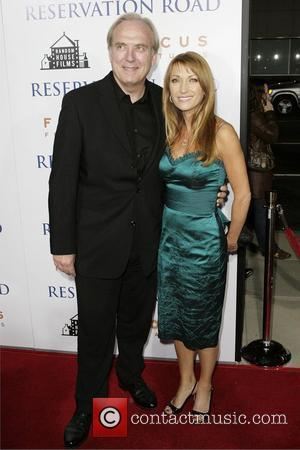 James Keach and Jane Seymour Los Angeles Premiere of 'Reservation Road' at Samuel Goldwyn theatre in Beverly Hills Los Angeles,...