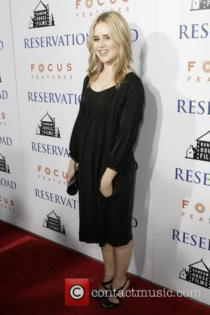 Alison Lohman Los Angeles Premiere of 'Reservation Road' at Samuel Goldwyn theatre in Beverly Hills Los Angeles, California - 18.10.07