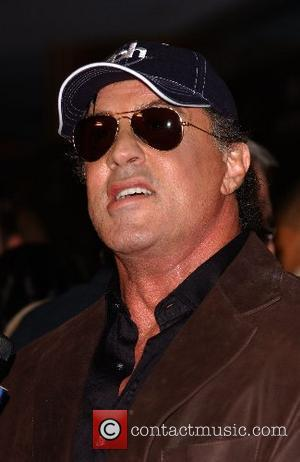 Sylvester Stallone and Las Vegas