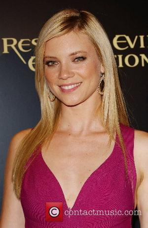 Amy Smart and Las Vegas