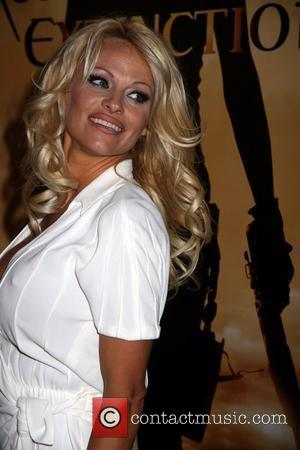 Pamela Anderson, Planet Hollywood, Las Vegas