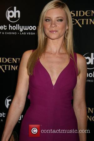 Amy Smart Resident Evil: Extinction World Premiere at Planet Hollywood Hotel and Casino Las Vegas, Nevada - 20.09.07