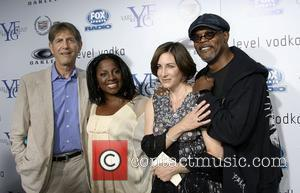 Peter Coyote, Latanya Jackson, Stefanie Pleet and Samuel L. Jackson