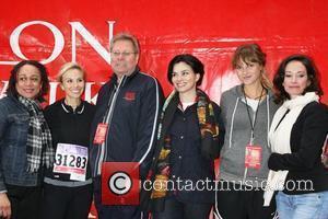 S Epatha Merkerson, Beau Garrett and Elisabeth Hasselbeck