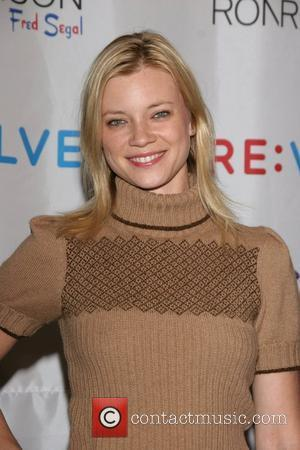 Amy Smart Launch of the RE:VOLVE Apparel Project Collection at Ron Robinson at Fred Segal Los Angeles, California - 06.12.07