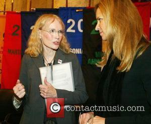 Mia Farrow's Call To Arms