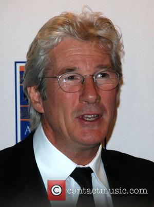 Richard Gere  is honored with The Marian Anderson Award in a gala held at The Kimmel Center for the...