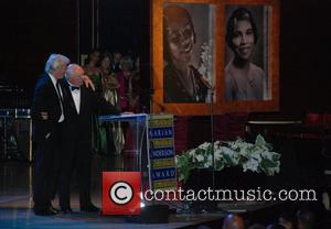 Richard Gere and Homer Gere Richard Gere is honored with The Marian Anderson Award in a gala held at The...
