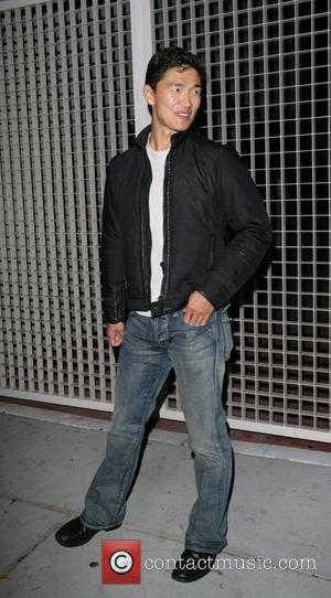 Rick Yune leaving Koi restaurant Los Angeles, Califirnia - 16.10.07