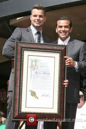 Ricky Martin, Star On The Hollywood Walk Of Fame, Walk Of Fame