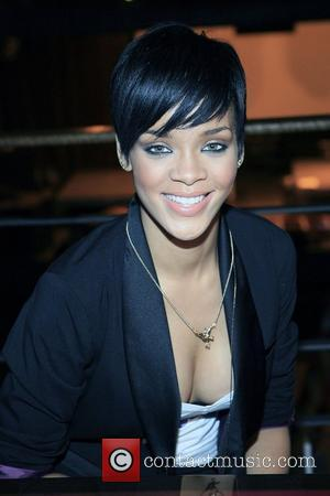 Highline Ballroom, Def Jam, Rihanna