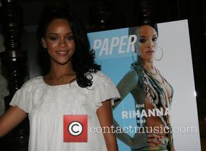Rihanna 'Confirms' Brown Romance