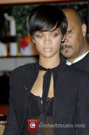 Rihanna Loves British Men