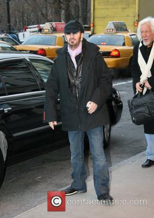 Ringo Walks Out Of Regis And Kelly