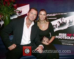 Craig Fairbrass and guest UK Premiere of 'Rise Of The Footsoldier ' - After party at Cafe de Paris...
