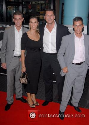 Craig Fairbrass UK Premiere of 'Rise Of The Footsoldier ' - Arrivals London, England - 05.09.07
