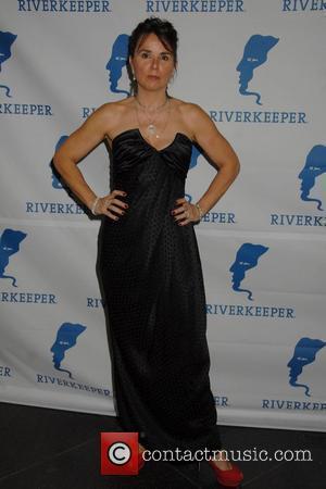 Patty Smyth 2008 Riverkeeper Fisherman Ball at Pier 60 New York City, USA - 13.05.08