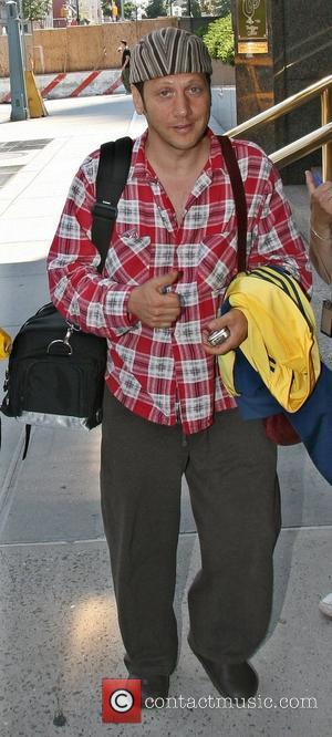 Rob Schneider arrives at his Manhattan hotel New York City, USA - 31.07.07
