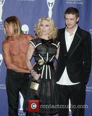 Iggy Pop, Madonna, Rock And Roll Hall Of Fame