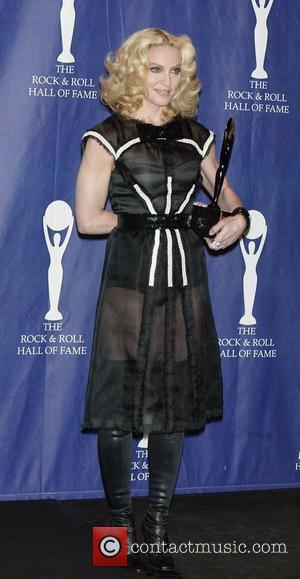 Madonna, Rock And Roll Hall Of Fame