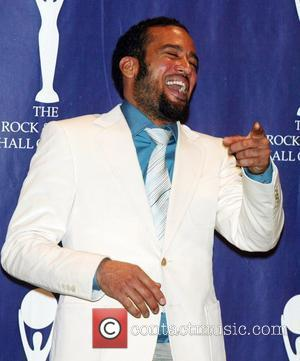 Ben Harper 2008 Rock and Roll Hall of Fame at The Waldorf-Astoria hotel - Press Room New York City, USA...