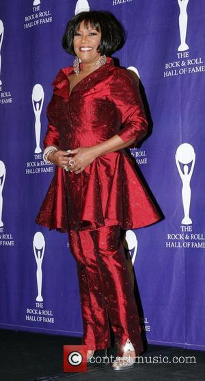 Patti LaBelle 2008 Rock and Roll Hall of Fame at The Waldorf-Astoria hotel - Press Room New York City, USA...