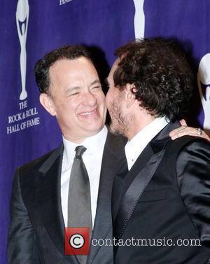 Tom Hanks 2008 Rock and Roll Hall of Fame at The Waldorf-Astoria hotel - Press Room New York City, USA...