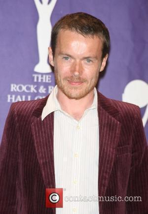 Damien Rice 2008 Rock and Roll Hall of Fame at Waldorf-Astoria hotel - Press Room New York City, USA -...