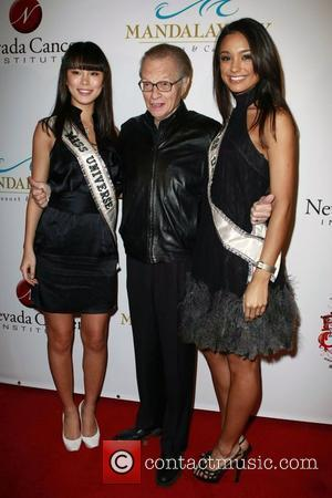 Riyo Mori, Larry King and Rachel Smith Nevada Cancer Institute Hosts Sixth Annual