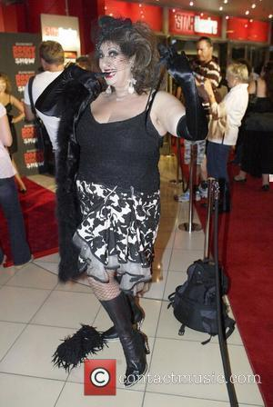 Maria Venuti The premiere of the stage production of the Rocky Horror Show.  Held at the Star Theatre, Star...