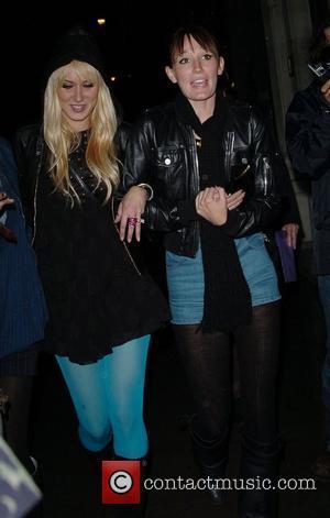 Kimberly Stewart and Ruby Stewart