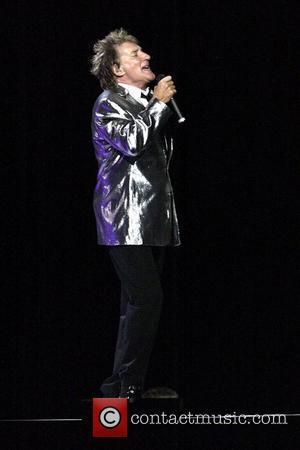 Rod Stewart Set For 'Million Dollar Gig'
