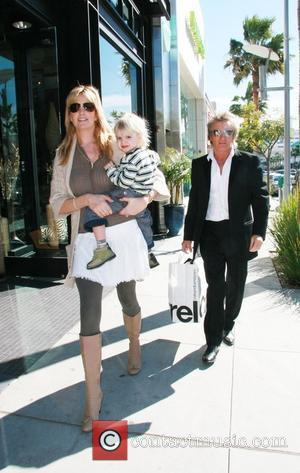 Kimberly Stewart's Underwear Deal Angers Father