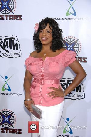 Niecy Nash Baron Davis and Paul Pierce's LA Stars 'Rodeo Drive Experience' - Arrivals Beverly Hills, California - 04.08.07