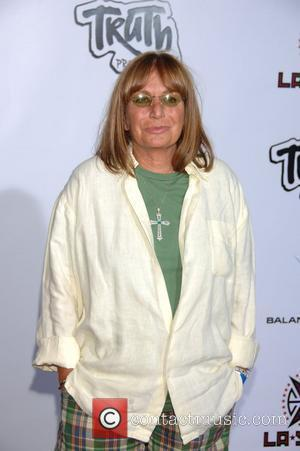 Penny Marshall Awaits Granddaughter's Arrival