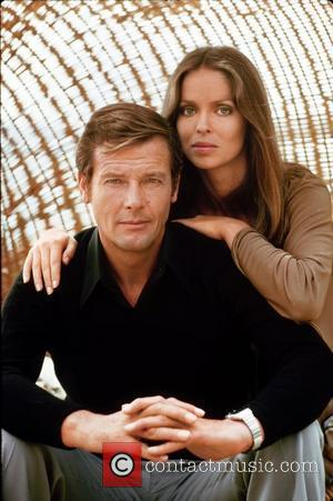 *SIR ROGER MOORE CELEBRATES HIS 80TH BIRTHDAY ON 14TH OCTOBER 2007  Roger Moore and Barbara Bach 'The Spy Who...
