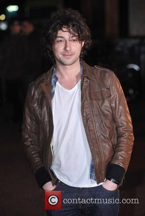 Alex Zane UK premiere of 'Shine A Light' held at the Odeon Leicester Square - Arrivals London, England - 02.04.08