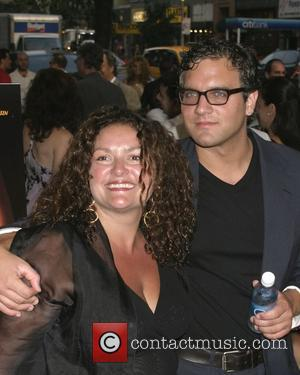 Aida Turturro and Guest Premiere screening of John Turturro's 2005 movie 'Romance and Cigarettes' at the Clearview Chelsea West Cinema...
