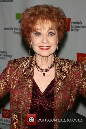 Carol Lawrence 10th Anniversary Gala of Rosie's For All Kids Foundation at the Marriott Marquis New York City, USA -...