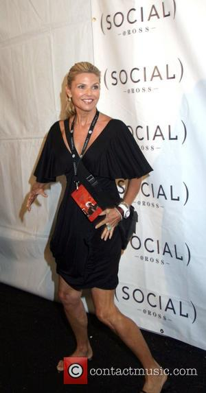 Christie Brinkley Arrives at the Hampton Social @ Ross concert by Tom Petty at the Ross School East Hampton, New...