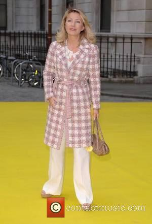 Kirsty Young at Royal Academy Summer Exhibition Party,London,England-06.06.07