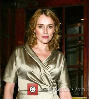 Keeley Hawes at the Royal Television Society Programme Awards 2007 at Grosvenor House London, England - 19.03.08