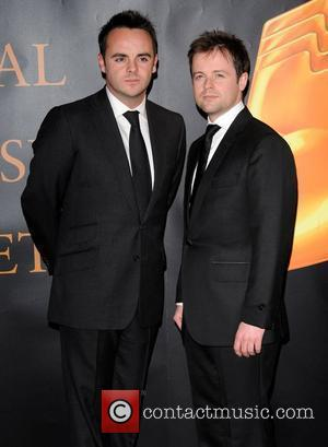 Ant Mcpartlin, Declan Donnelly and Grosvenor House