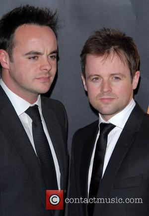 Ant and Dec RTS Programme Awards 2007 at Grosvenor House London, England - 19.03.08
